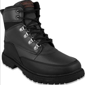 London Fog Shoes - London Fog Men's Waterproof Cold Weather Snow Boot